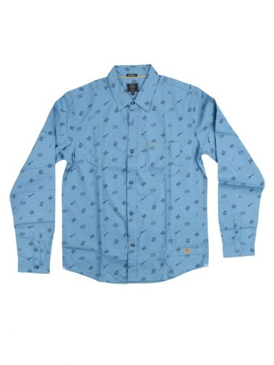 Boys Casual Cotton Shirt - NFB4293161