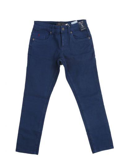 Boys Casual Denim Trousers - NCB0157494