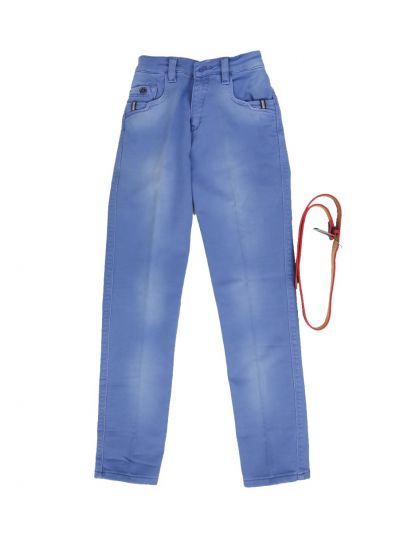 Boys Casual Denim Trousers - NDC1147880