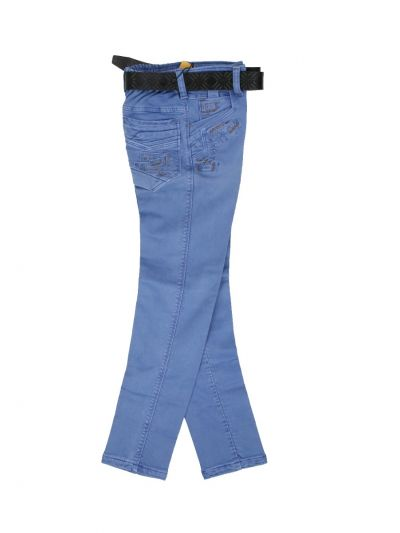 Boys Casual Denim Trousers - NDC1406444