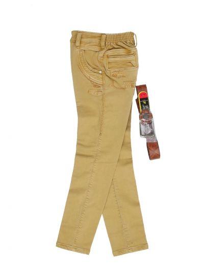 Boys Casual Denim Trousers - NDC1184920