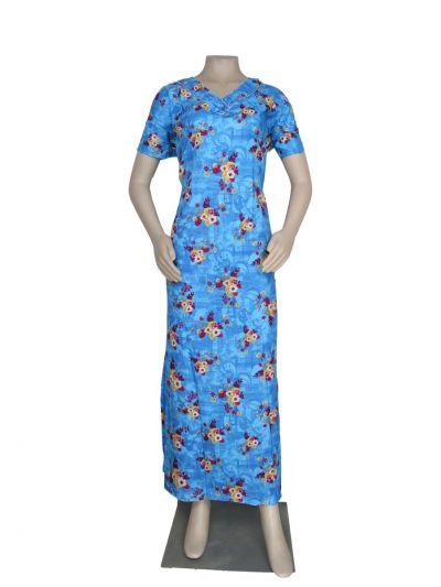 Women Cotton Nighty - OEA4212443