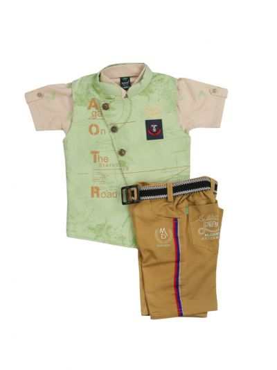 Boys Baba Suit - MKD0372385