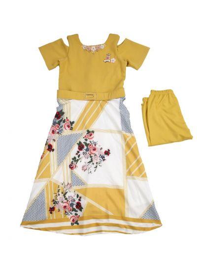 Girls Fancy Western Dress - MLA0547118