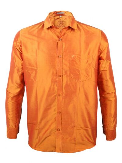 Zulus Festin Men's Pure Silk Shirt - ZSFS006