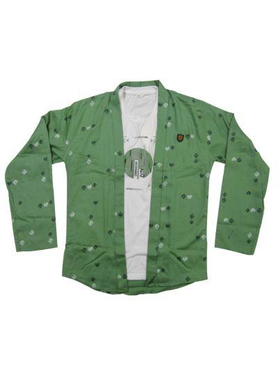 NGB9716462 - Boys Fancy Cotton Shirt