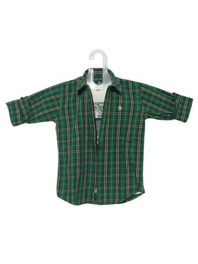 Boys Fancy Casual Shirt - EKM