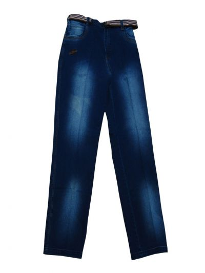 Boys Casual Denim Trouser - NJC0853172