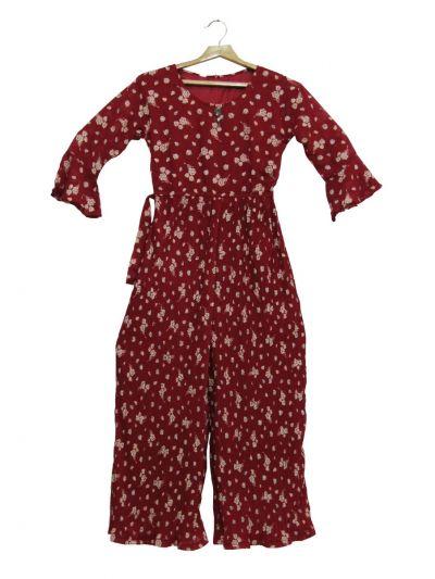 Women Fancy Dungaree Suit - NJC0978457 - EKM