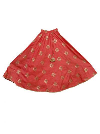 Girls Long Skirt - NJB0385088 - EKM