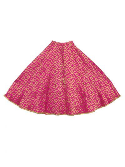Girls Long Skirt - NJB0385082 - EKM