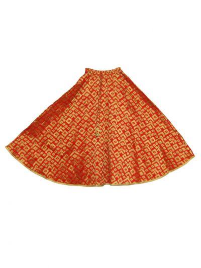 Girls Long Skirt - NJB0385080 - EKM