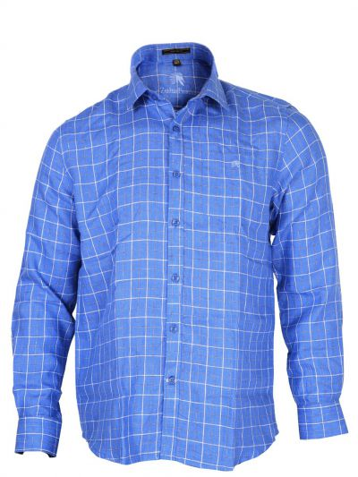 Zulus Festin Men's Formal Linen Shirt - MGC0296239