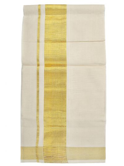 LBC6319563 - Vivaha Art Silk Dhothy