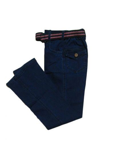 Boys Casual Denim Trouser - NKA2112066-EKM