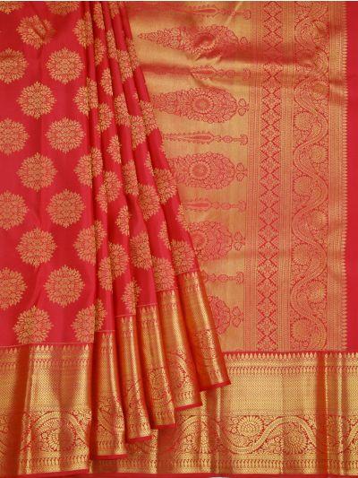 Vivaha Wedding Pure Silk Saree - NFA3534013
