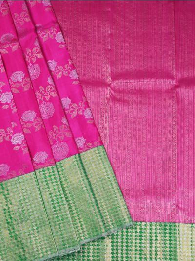 Vivaha Pure Kanchipuram Silk Saree - LDD5655484
