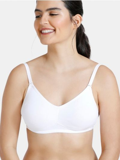 Womens Double Layered Backless Bra - NLD6445994