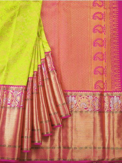 NDB0915252 - Vivaha Exclusive Wedding Pure Kanchipuram Silk Saree
