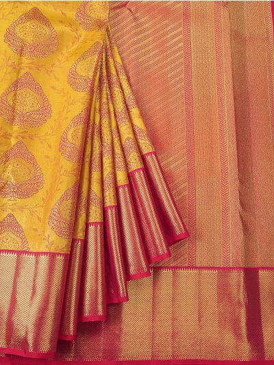NDC1195787 - Vivaha Exclusive Wedding Pure Kanchipuram Silk Saree