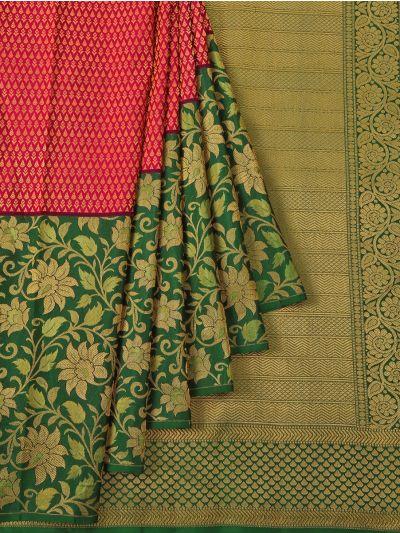 NFA3534070 - Vivaha Exclusive Wedding Pure Kanchipuram Silk Saree
