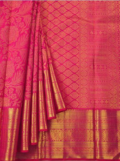 NHD5321997 - Vivaha Exclusive Wedding Pure Kanchipuram Silk Saree