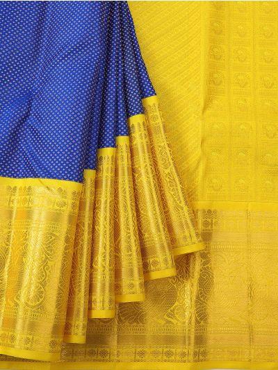 MKB9019140 - Vivaha Exclusive Wedding Pure Kanchipuram Silk Saree