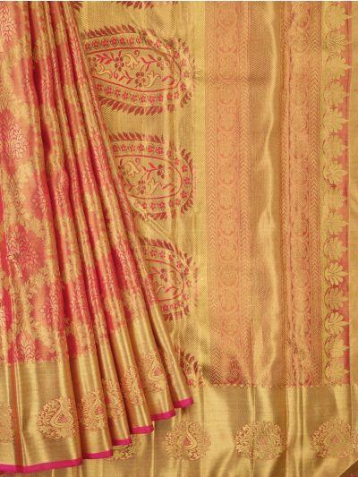 Vivaha Goddess Pure Kanchipuram Silk Saree - NGB9716661
