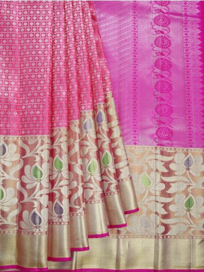 Vivaha Exclusive Wedding Silk Saree - NKB3138134