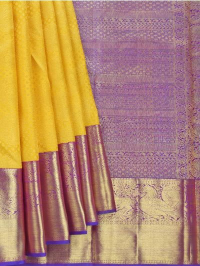 Vivaha Handloom Wedding Kanchipuram Silk Saree - NDC1183616