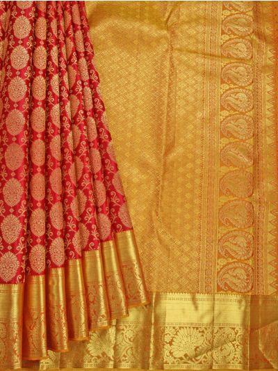 Vivaha Wedding Pure Silk Saree - NJB9935392