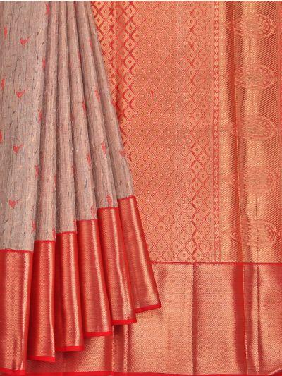 Vivaha Goddess Pure Kanchipuram Silk Saree - NLC6007060