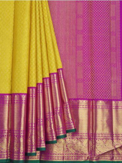 Vivaha Goddess Pure Kanchipuram Silk Saree - NKA1867714