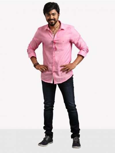 ZF Men's Formal Cotton Shirt - ZF05