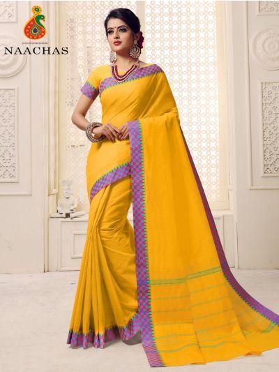 Naachas Pure Cotton Saree - NPC1006