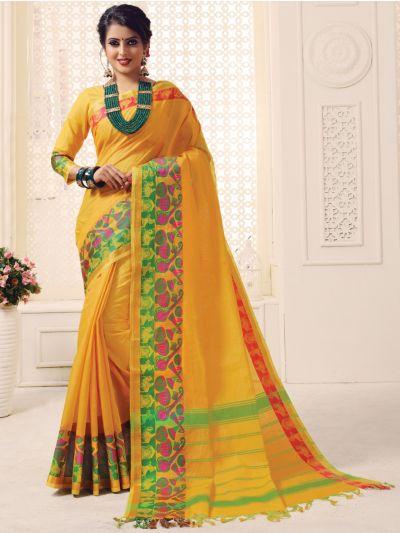 Naachas Pure Cotton Saree