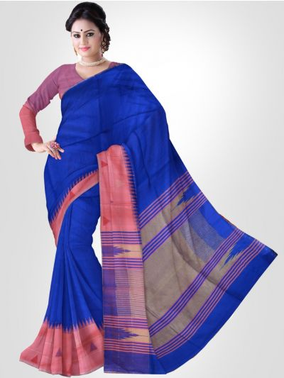 Jute Silk Saree