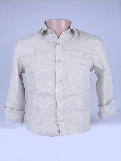 ZF Men's Linen Formal Shirt - ZF1201