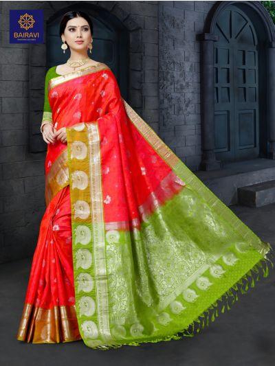 Bairavi Traditional Silk Saree-BTSS1202
