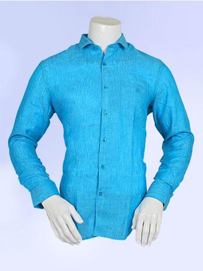 ZF Men's Linen Formal Shirt - ZF1203