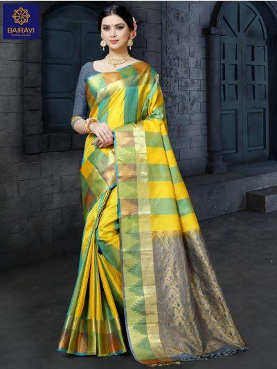 Bairavi Traditional Silk Saree-BTSS1203
