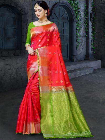 Bairavi Traditional Silk Saree-BTSS1204