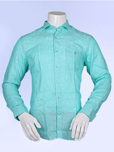 ZF Men's Linen Formal Shirt - ZF1205