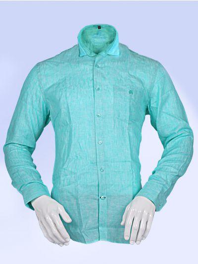 Zulus Festin Men's Linen Shirt - MGA7771319