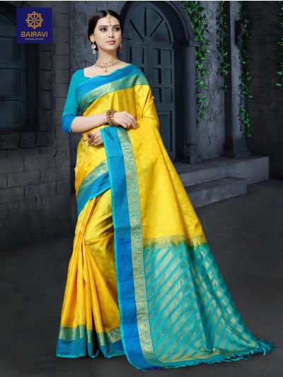 Bairavi Traditional Silk Saree-BTSS1205