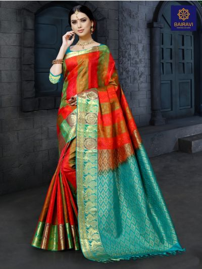 Bairavi Traditional Silk Saree-BTSS1206