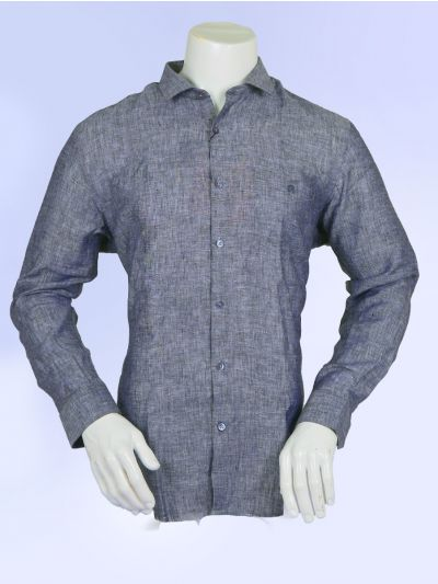 ZF Men's Linen Formal Shirt - ZF1207