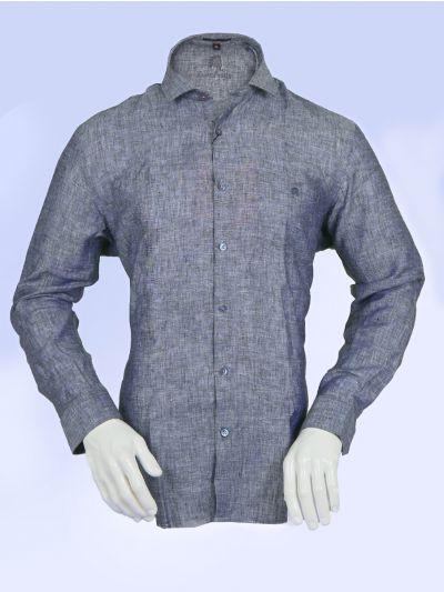 Zulus Festin Men's Linen Shirt - MGA7771294