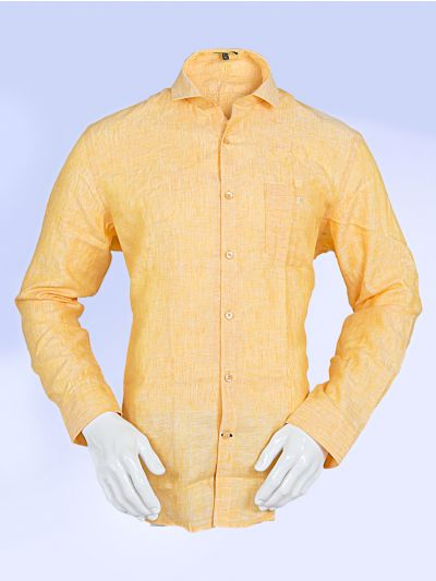 Zulus Festin Men's Linen Shirt - MGA7771343