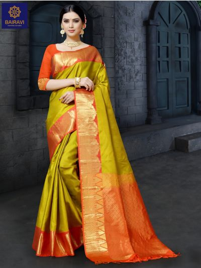 Bairavi Traditional Silk Saree-BTSS1208